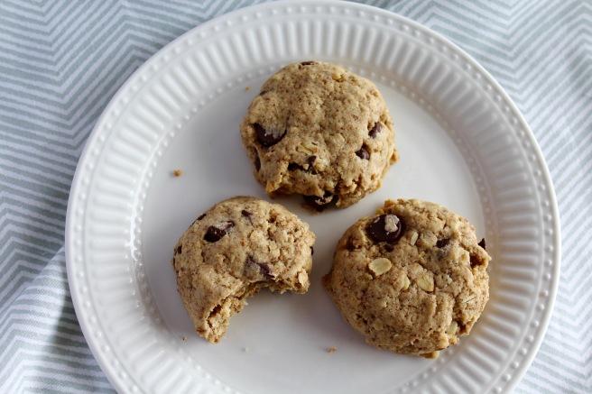 Classic Vegan Chocolate Chip Cookies