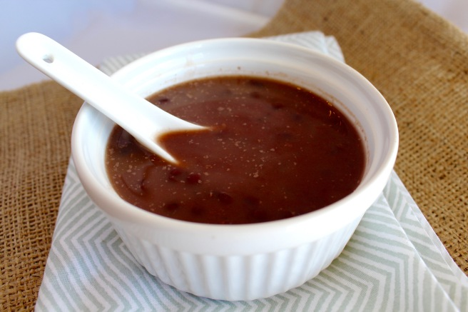 Chinese Red Bean Soup