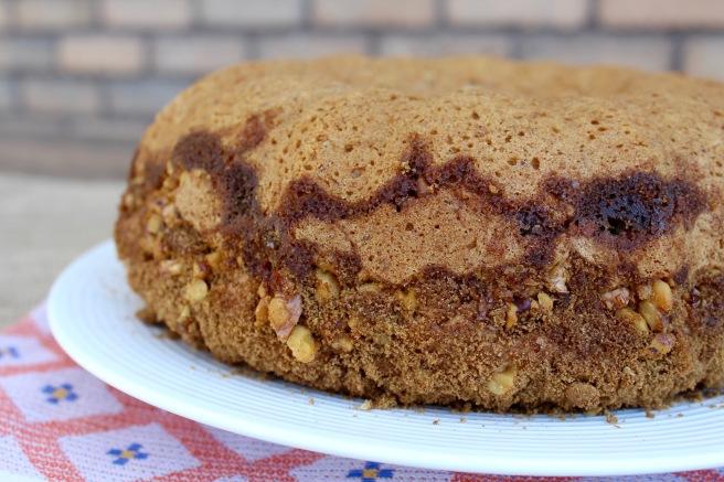 Cinnamon Crumble Coffee Cake