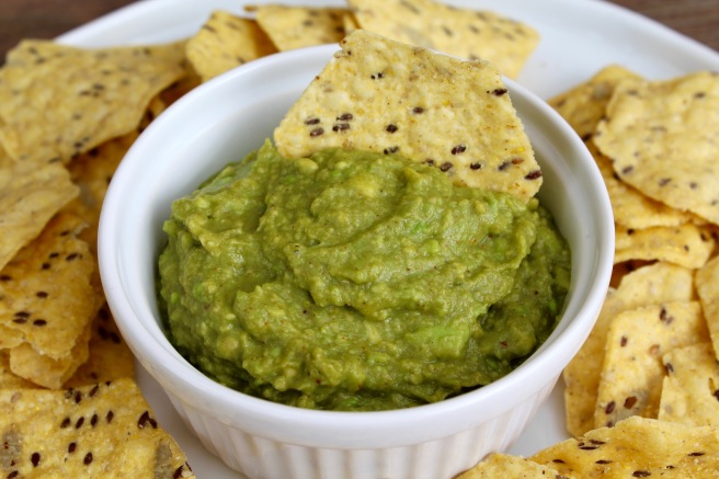 Easy Lemon Guacamole