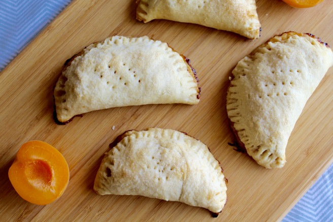 Apricot Hand Pies