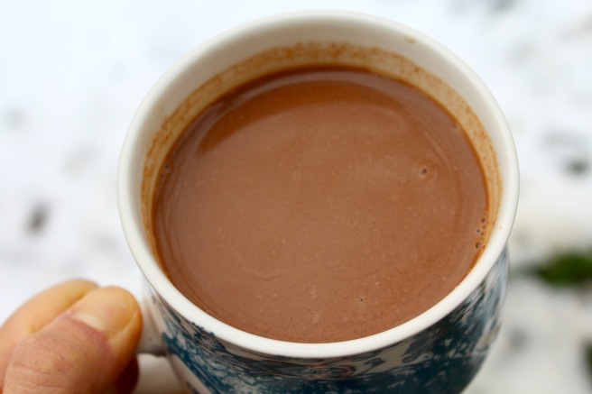 Superfood Cacao Hot Chocolate
