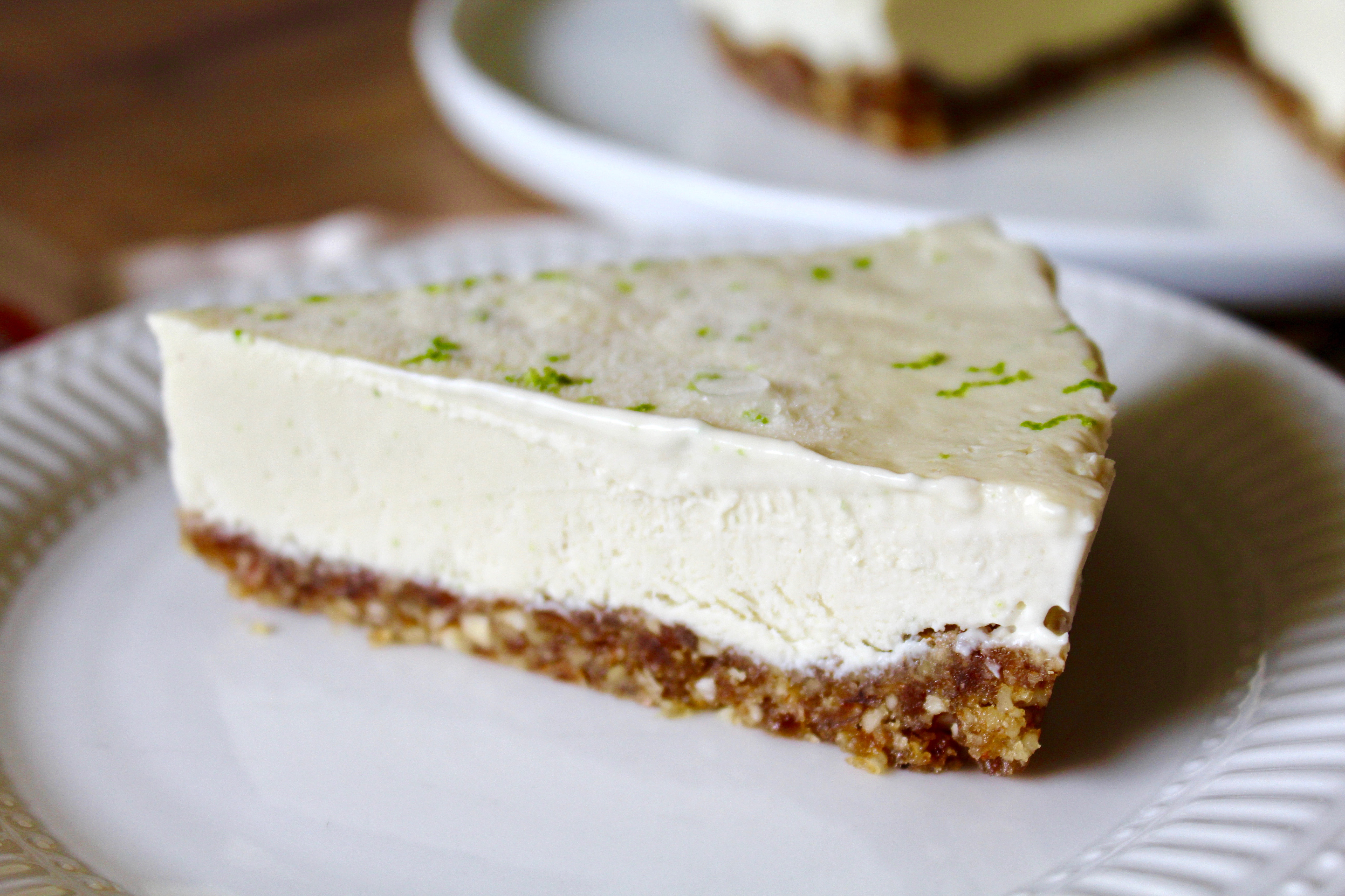 Vegan Key Lime Pie Nuts About Greens